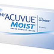 1-Day Acuvue Moist фото