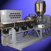 Экструдеры для переработки полимеров, Экструзионные линии, Трубные линии фото