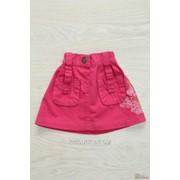 Юбка для девочки розовая Wenice W2941(27836) л фото