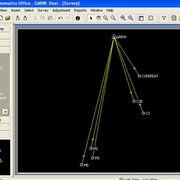 Программное обеспечение Trimble Geomatics Office фото