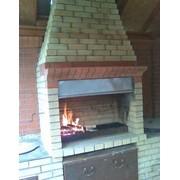 Барбекю, дымоходы, камины фото