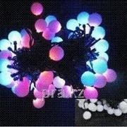Гирлянда LED Шарики 25 мм G-023 фото