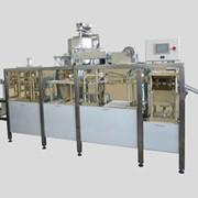 Автомат термоформовочный фасовочно-упаковочный (form-fill-seal) АТД2 фото