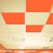 Електричні інфрачервоні стельові панелі UDEN-S від Екостім фото