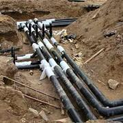 Строительство водопроводов фото