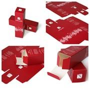Упаковка для парфюмерной продукции фото