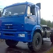 КАМАЗ 44108 рестайлинг фото