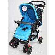 Детские коляски Sigma K-118F, синий фото