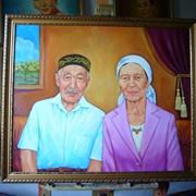 Пишу и рисую портреты по фото фото