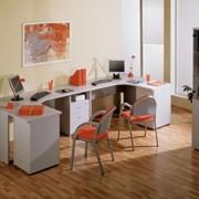 Мебель для офиса, вариант 1 фото