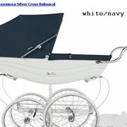 Детская коляска Silver Cross Balmoral коляска Сильвер Кросс Балморал ручной работы возрастные рамки: от рождения фото