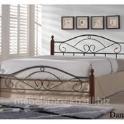 Кровать Дана (Dana) N 1.4 м фото
