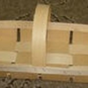 Корзинки из шпона КЛ-8 фото