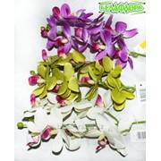 """Цветок искусственный """"Дендробиум"""" фото"""