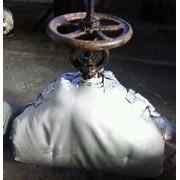 Быстросъемная теплоизоляция для запорной арматуры и оборудования DN100-DN219 фото