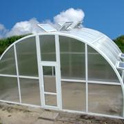 Проектно-строительные работы в сельском хозяйстве, Строительство теплиц фото