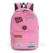 Городской рюкзак AWR8071 розовый фото