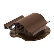 СК Аэратор КТВ-вентиль для готовой кровли из металлочерепицы коричневый фото