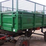 Прицеп тракторный 2ПТС-4 фото