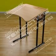 Школьная мебель. Парты школьные (АС-10 МДФ) фото
