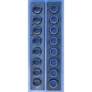 Матрицы к формующей машине И8-ШФЗ (А2-ШФЗ) фото