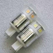 Светодиодная лампа ДС-G9-15D 2,8W фото
