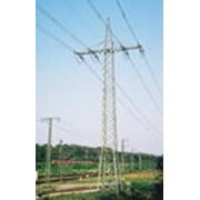Строительство и ремонт линий электропередач фото