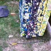 Стрелоуловитель для стрельбы из лука или арбалета фото