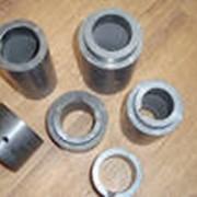Уплотнительные кольца из графита фото