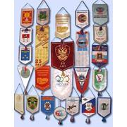 Флаги, знамена, вымпелы, аксессуары, флажная продукция фото