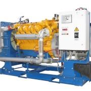 Аренда газопоршневой теплоэлектростанции 2 мВт фото