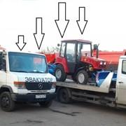 Услуги эвакуатора фото