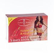 Мыло для похудения (экстракт красного перца) фото