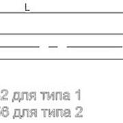 Сваи вибрированные фундаментов для стальных опор ВЛ 35-500 кв. фото