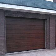 Секционные гаражные ворота Hormann RenoMatic фото