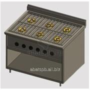Плита газовая Вулкан ПРГ-IIA-6М Standart 82310 фото