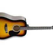 Акустическая гитара Stagg SW201 (SB) фото