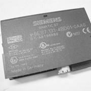 Модуль микропроцессорный 6ES7131-4BD01-0AA0 Siemens фото