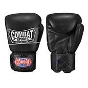 Перчатки боксерские тренировочные, липучка фото