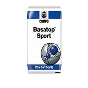 """Гранулированное удобрение """"Basatop Sport"""" для газона (Compo), 25кг фото"""