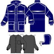 Куртка мужская Тн 4197 СТБ 1387-2003 фото