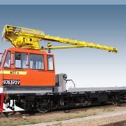 Мотовоз погрузочно-транспортный МПТ-6 фото