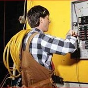 Услуги электриков фото
