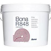 Bona R-848Т Однокомпонентный эластичный силановый клей для паркета 15кг фото