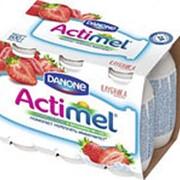 Функциональный напиток ACTIMEL арбуз, 100г фото