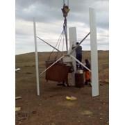 Вертикальный ветрогенератор 4 кВт фото