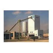 Стационарные бетонные заводы вертикального типа производительностью до 200 м3/час фото