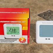Терморегулятор для теплого пола Daewoo Enertec X7 фото