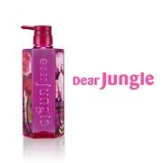 Японский шампунь для волос Dear Jungle увлажнение 500 мл фото