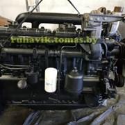 Ремонт двигателя ммз д-260.1 для форвардер/хорвест фото